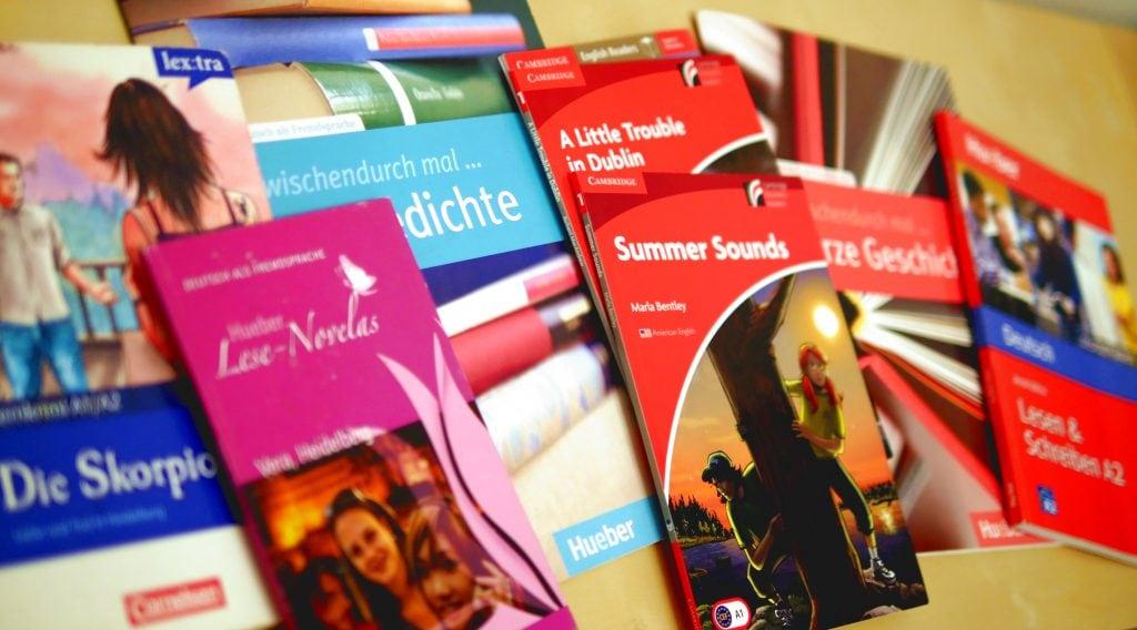 Ce citim în afara orelor de curs?