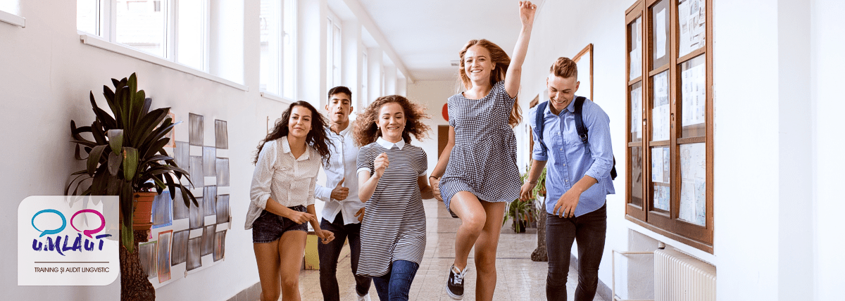 Curs limba engleza pentru adolescenti